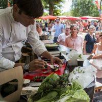 La cucina di Nantes esalta i prodotti locali di terra e di mare
