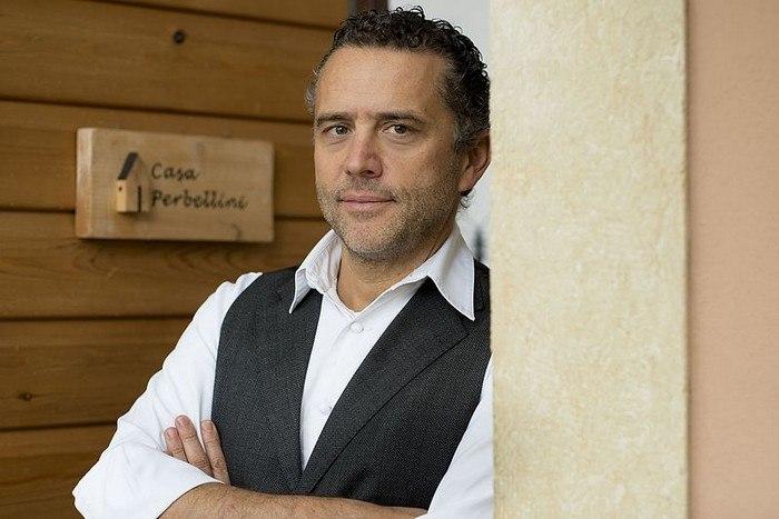 Chef Giancarlo Perbellini