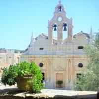 Monastero di Arkàdi, emblema di forza e libertà del popolo Cretese