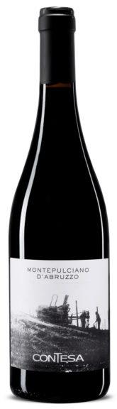 vino Montepulciano d'Abruzzo Contesa