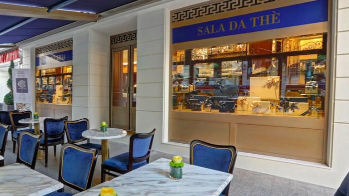 Colazione italiana al Principato di Monaco