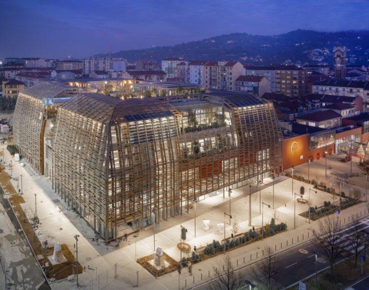 Naturale Architettura e Negozio Blu Architetti Associati