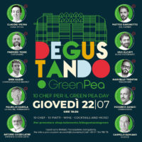 DEGUSTANDO: 10 Chef per il Green Pea Day