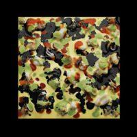 """Omaggio a Pollock: """"Dripping di pesce"""""""