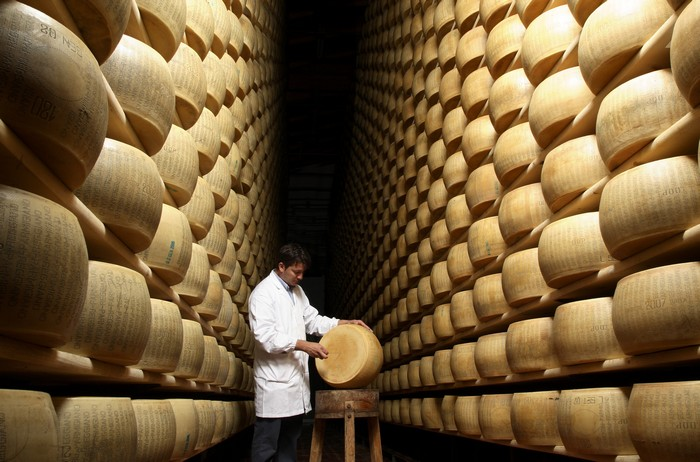 DTE - Parmigiano Reggiano