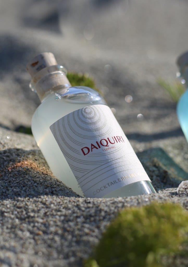 Daiquiri bottiglietta di Cocktaileria del Golfo