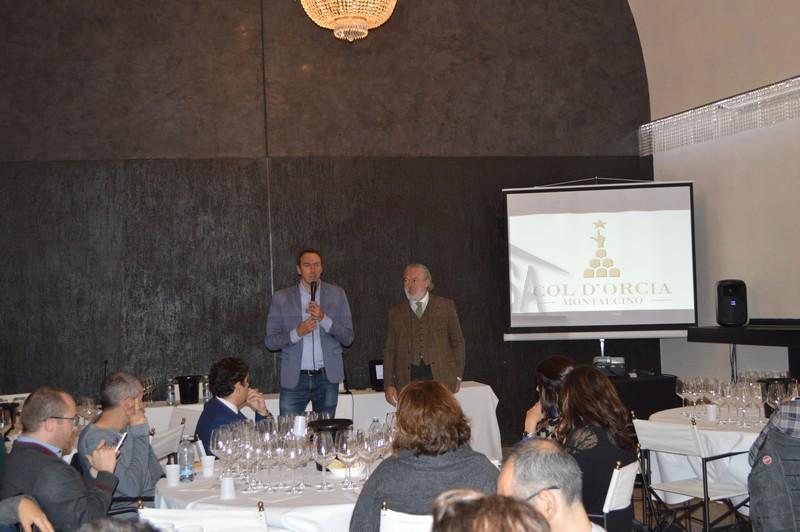 Davide Bonucci Pres Eno Club Siena la scorsa edizione