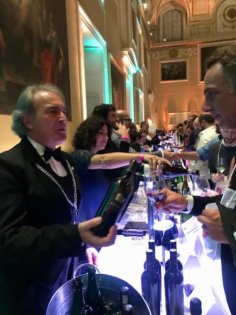 Davide Romanelli, Sommelier Ais ed i banchi di assaggio al MANN