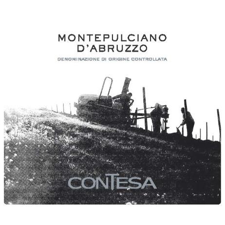 Montepulciano d'Abruzzo DOC 2018 | Azienda Agricola Contesa