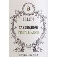 "Alto Adige DOC – ""Sandbichler Pinot Bianco"" 2019"