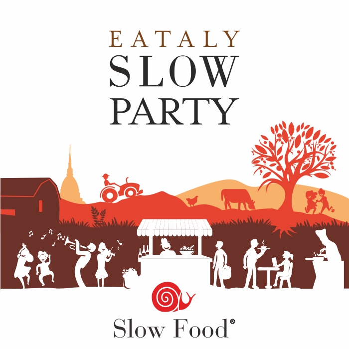 Eataly Slow Party