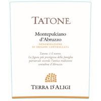 Montepulciano d'Abruzzo DOC – Tatone 2016