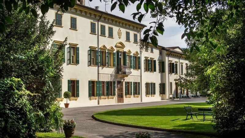 FACCIATA Villa Sartori