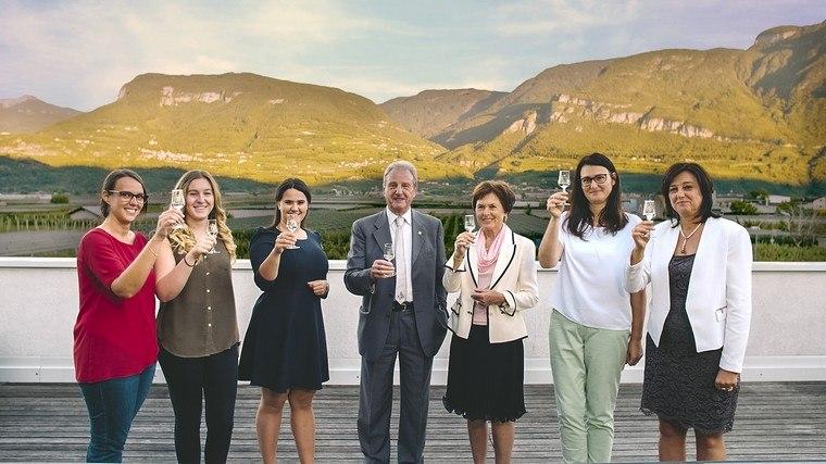 Famiglia Roner, distillerie in Alto Adige