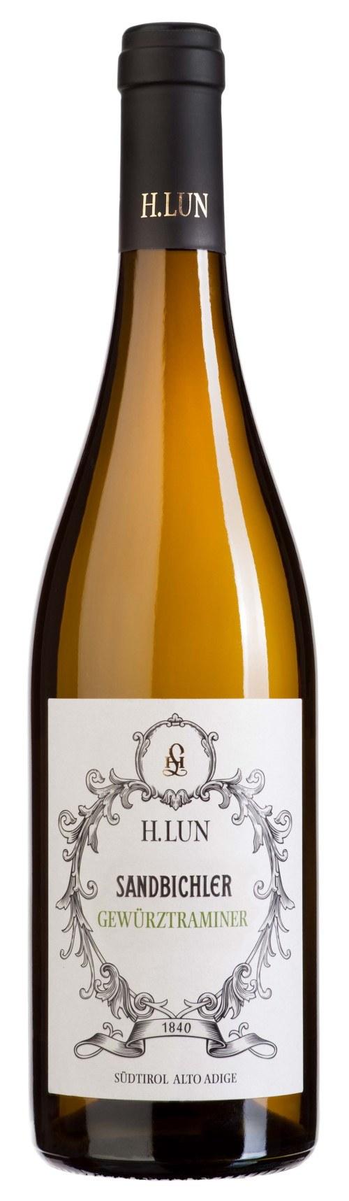 Gewurztraminer vino bianco Alto adige di Cornaiano