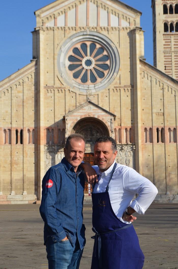 Casa Perbellini con Giancarlo Perbellini e Fabrizio Nonis