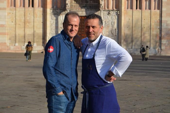 Giancarlo Perbellini e Fabrizio Nonis