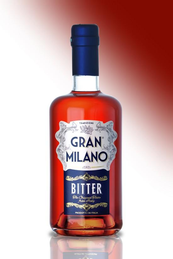 Gran Milano Bitter-sagna