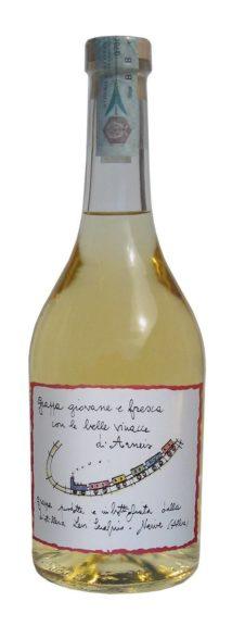 grappa di Distilleria Romano Levi