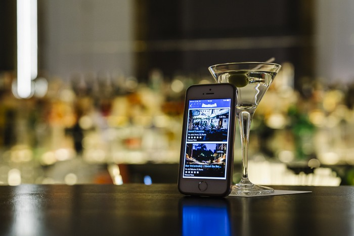 App Guida ai cocktail bar d'Italia