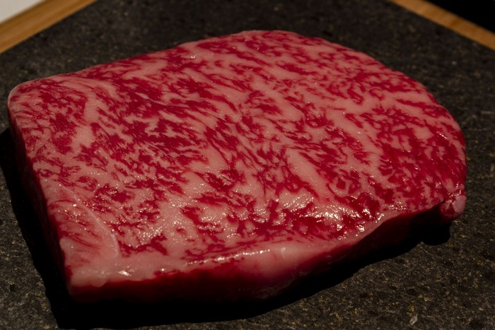 filetto di carne giapponese Hyda Wagyu