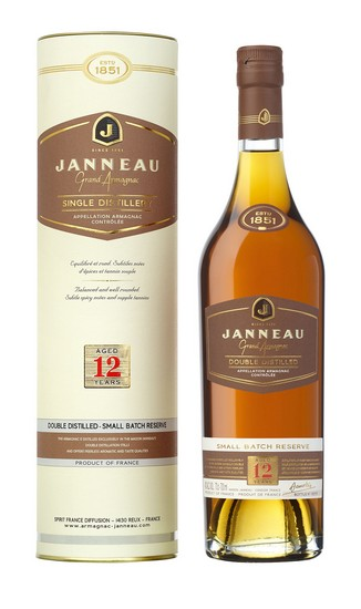 Janneau Single Distillery 12 anni