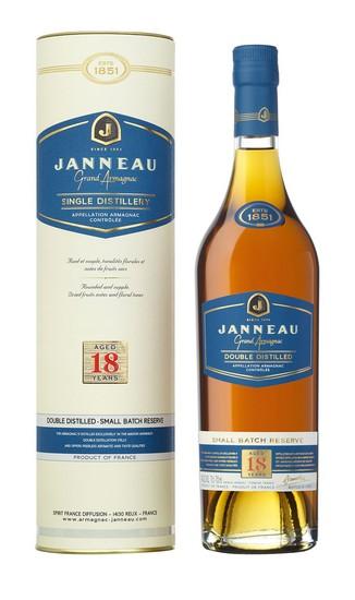 Janneau Single Distillery 18 anni