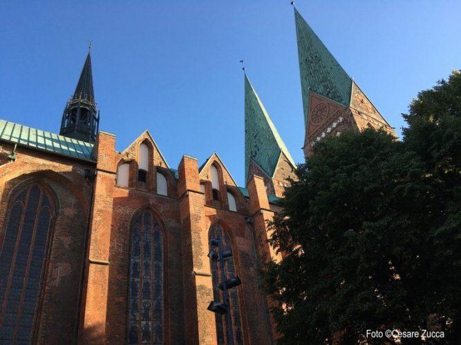 Cattedrale di lubecca