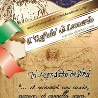 "A Tavola con i ""Rafioli di Leonardo"""