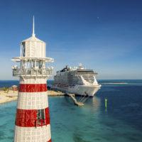 Ocean Cay, isola accessibile solo dagli ospiti delle navi da crociera MSC