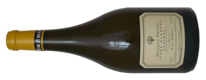 vino bianco Loira VOUVRAY VIGNE BLANCHE RESERVE PRIVEE 2015