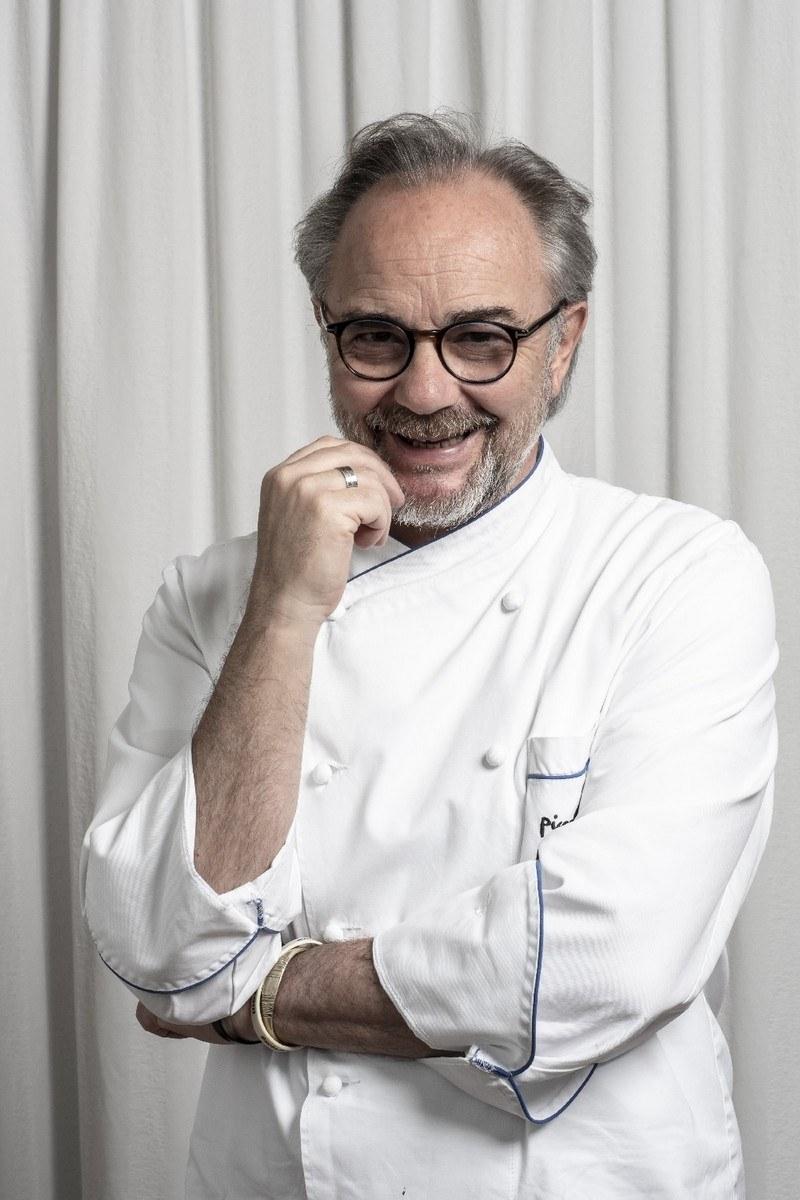 chef stellato Marco Sacco