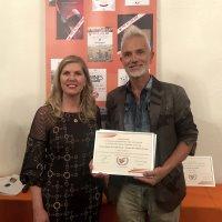 """Marco Simonit, il """"Premio Nobel"""" della letteratura"""