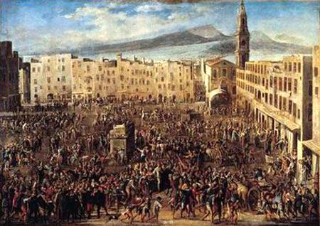 La rivolta di Masaniello