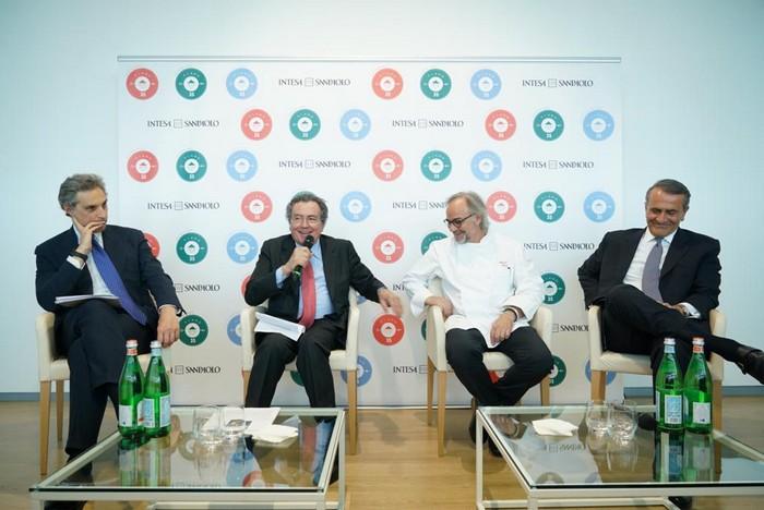 Michele Coppola, Gian Maria Gros Pietro, Marco Sacco, Paolo Cuccia