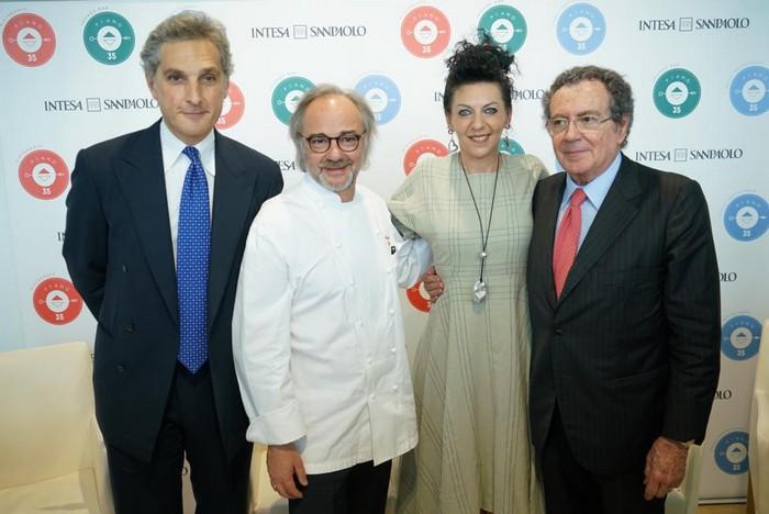 Michele Coppola, Marco Sacco, Cinzia Ferro, Gian Maria Gros Pietro