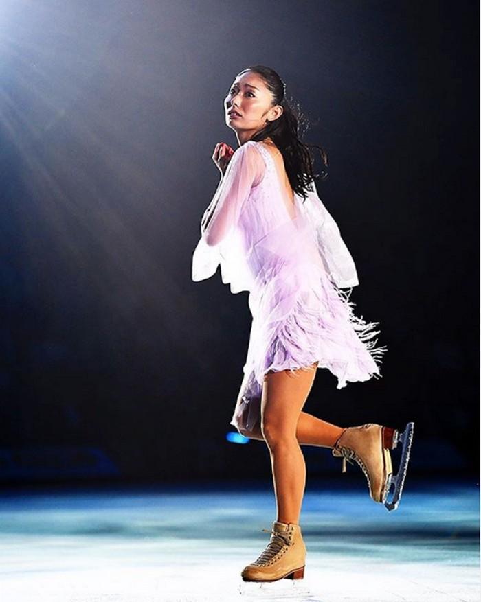 Miki Ando pattinaggio ghiaccio