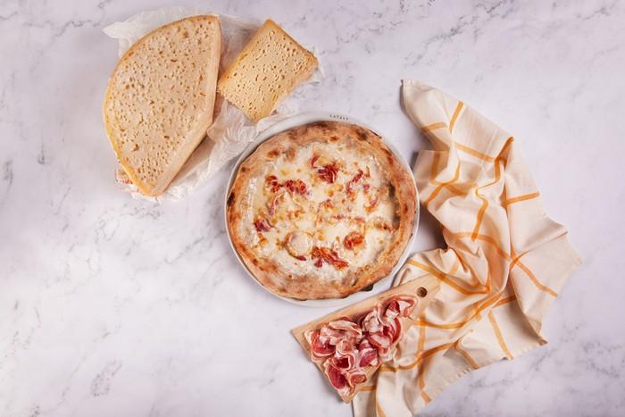 pizza Milano Eataly