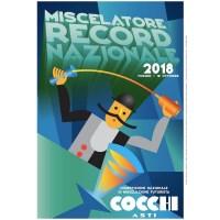 Miscelatore Record Nazionale 2018: la terza edizione della competizione ideata da Giulio Cocchi