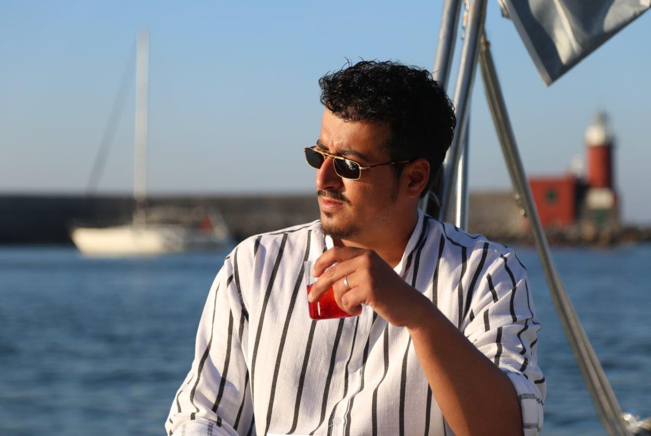 Mixologist Doriano Mancusi
