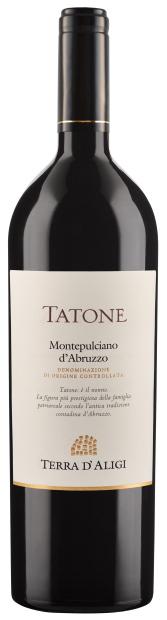 bottiglia Montepulciano d'Abruzzo DOC – Tatone 2016