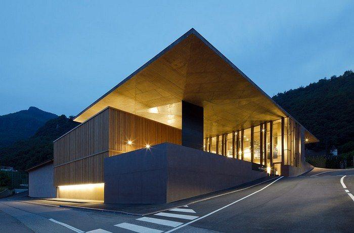 architettura cantina Nals Margreid