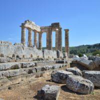 Peloponneso sulle orme di Omero, Pylo, Palazzo di Nestore e Voidokilia