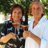 L'incantevole bellezza di Villa Felice a Cassine (AL) con Las Damas del Pisco