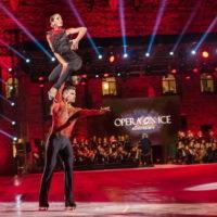 Opera on Ice: i più grandi campioni di pattinaggio artistico si esibiscono sulle arie di famose Opere Liriche