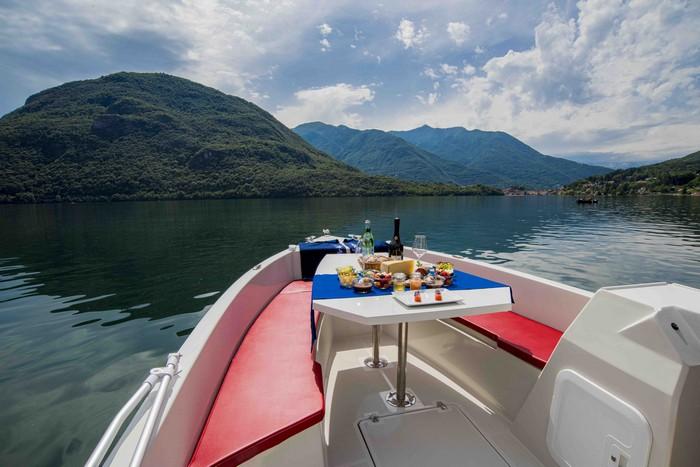 gita sul lago Verbania