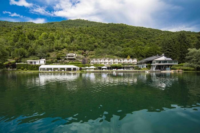 lido sul lago di Mergozzo, Verbania