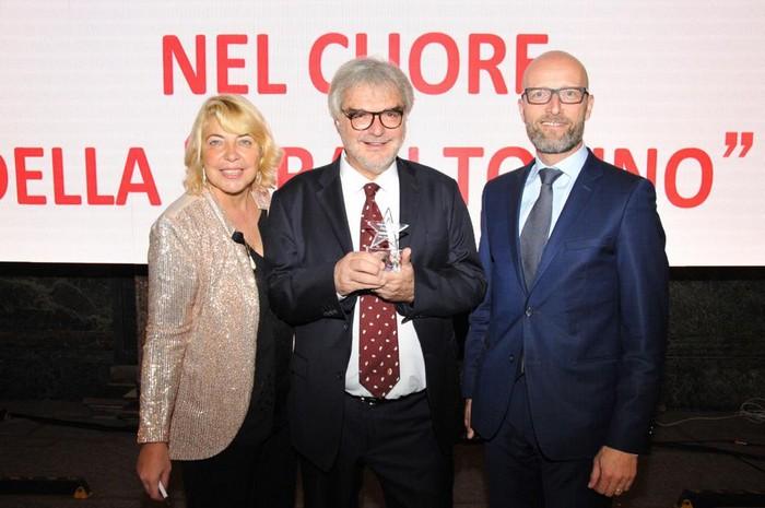 Premio per la stampa - Guido Barosio, Direttore Torino Magazine