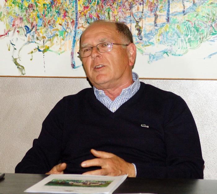 Renzo Giordano a Vinitaly