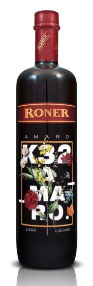 amaro alpino alle erbe, Roner K32